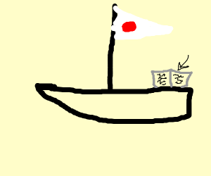 Book on a Boat