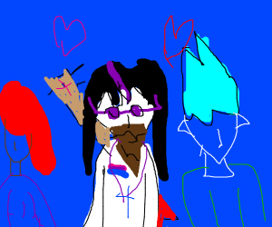 jesus is an awesome bisexual rocker