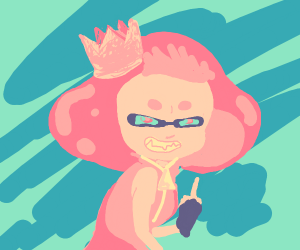your favorite splatoon character