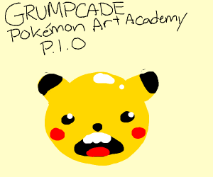 Game Grumps Pokemon Art Academy (PIO)