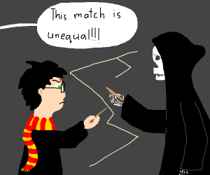 Boy with Magic Does not Equal Skele in Hoodie