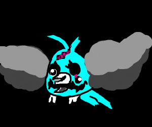 Zombified swablu