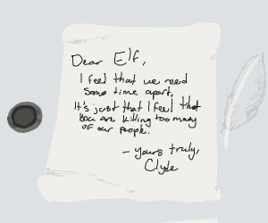 dear elf