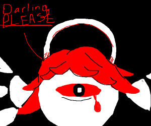 """Red Haired 02 -- """"Darling Please"""""""