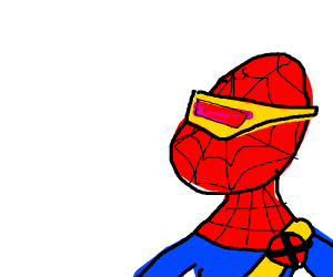 cyclops peter parker