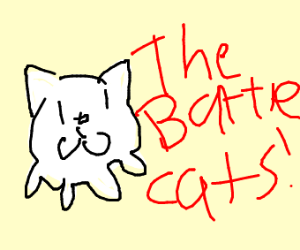 battle cats!