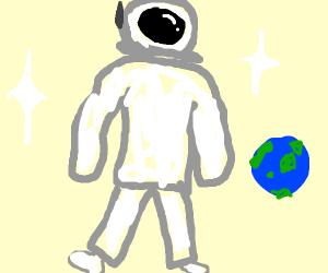 Astronaut Suit (full body)