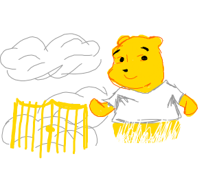 Winnie the Pooh THE GOD