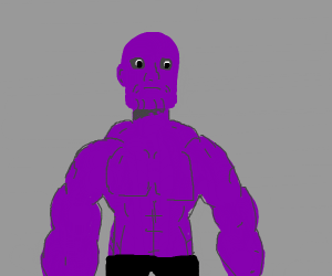 Aesthetic Thanos