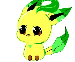 Cute Leafeon