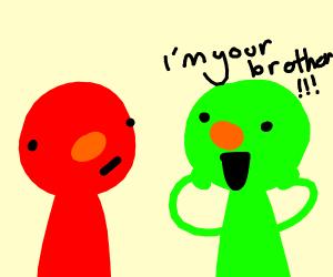 greenmo? green elmo
