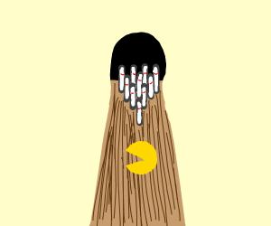 Pac-Man bowing