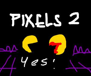 pixels 2 : yes