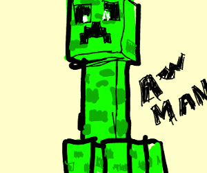 Creeper Aw Man