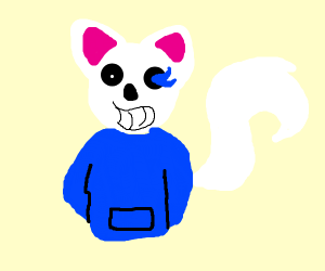 Furry sans (good job!)