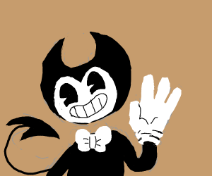 Bendy(Bendy And The Ink Machine)