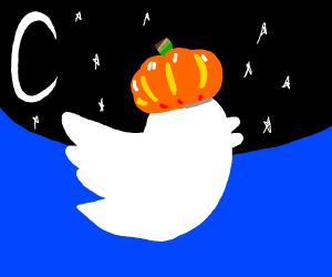 Halloween Twitter