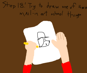 Step 17. Realize your passion for art