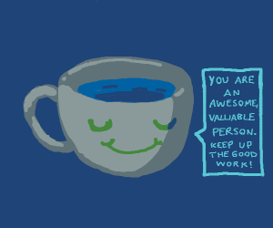 Wholesome cup