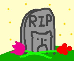 Rip grumpy cat :'(