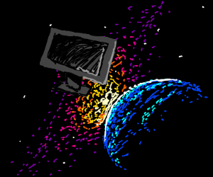computer in space