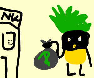 Burglar Pineapple