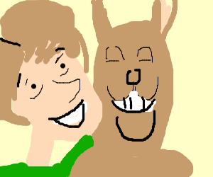 Shaggy and Scoob