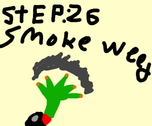 Step 25 wait that's illegal