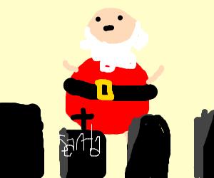 Santa Ghost