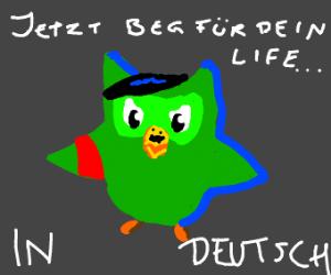 Duolingo Hitler