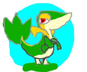 snive the pokemon