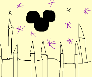 Disneyland, but more magical.