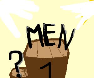 men are supierior
