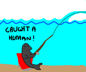 Land-fishing