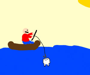 Fishing for a Tooth