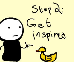 Step one write a book