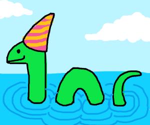 Ness' Birthday