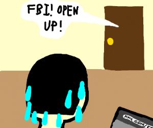 FBI ! open up!