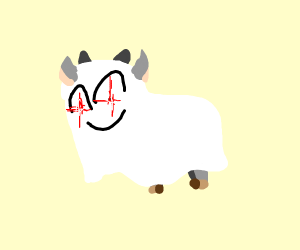 Goat ghost