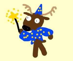 A Magical Deer