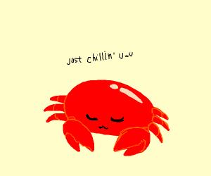 Chill crab