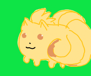 Ninetails is a bean