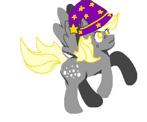 My Little Pony: Wizard Derpy!!!!