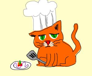 chef garfield
