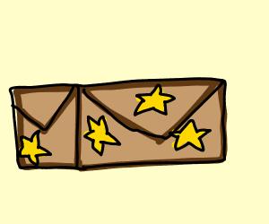 Stared box