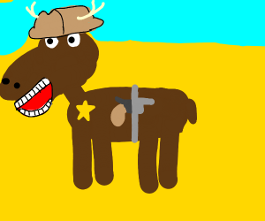 Moose Sherrif