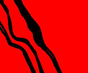 pewdiepie red and black pattern