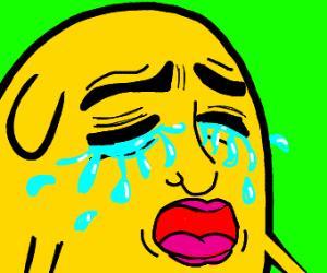 Realistic Jake Crying