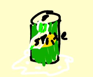 Coke or pepsi? Neither SPRITEMASTERRACE