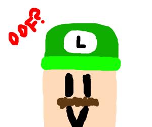 Luigi commits suicide
